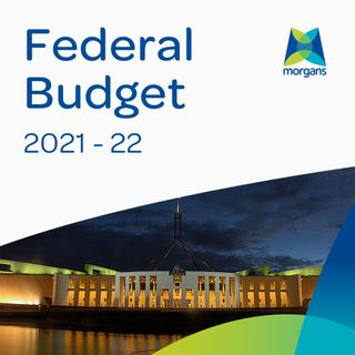 Federal Budget 2021- The Australian Comeback