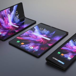 Wayne Brown discusses the Samsung Galaxy Fold