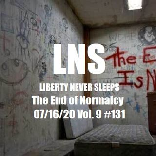 The End of Normalcy 07/16/20 Vol. 9 #131