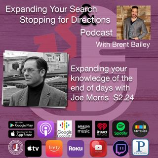 Expanding your knowledge of the end of days with Joe Morris S2.24