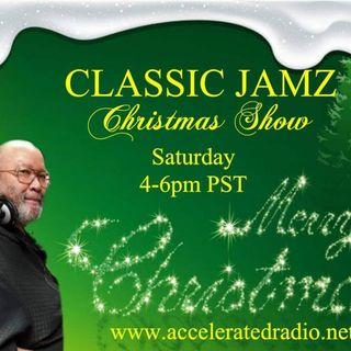 Classic Jamz *The Christmas Show* 12-22-18