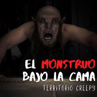 El monstruo bajo la cama
