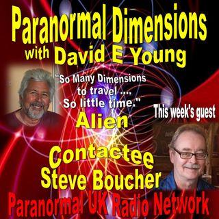 Paranormal Dimensions - Steve Boucher