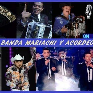 A Toda BandA, RancheraS, NorteñO y CountrY Music