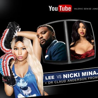NICKI MINAJ vs ATTORNEY LEE MERRITT :: +DR CLAUD ANDERSON (Judge Joe Brown)