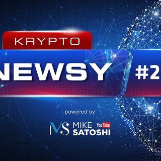 Krypto Newsy #254 | 09.01.2021 | Bańki Bitcoina nie napędza FOMO - Bank of America, Uwaga na nowy malware! Grayscale ma nowego CEO