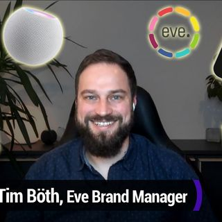 Smart Tech Today 71: Understanding Thread with Eve's Tim Böth