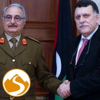Libia: lo stallo di un Paese diviso a metà con Francesco Petronella