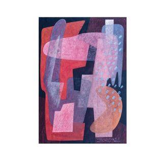O Vermelho e o Negro II - Paulo Laender - An Art Trek