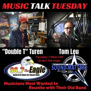 (Music Talk Tuesday): Musicians Most Wanted to Reunite with Their Old Band