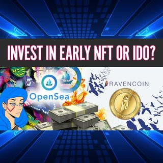 302. How to Buy Early NFT's and IDO's | $5 Billion in 2022