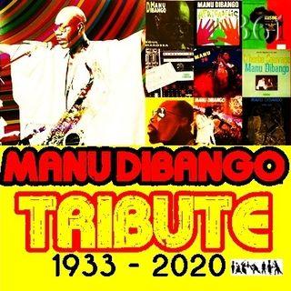 Manu Dibango Tribute Mix