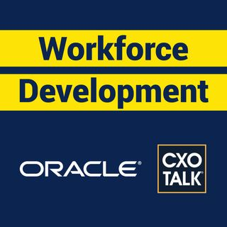 Workforce Development, Future of Work, AI, and Ethics with Emily He, Oracle HCM (CxOTalk)