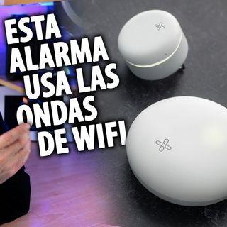 Un sistema de Alarma basado en ondas de WIFI