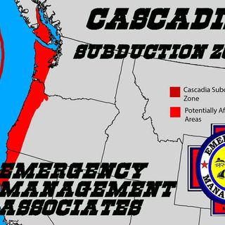 The EMA Preparedness Radio Show Cascadia Breifing Thursday March 5, 2020