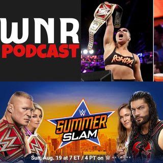 WNR174 WWE SUMMERSLAM 2018