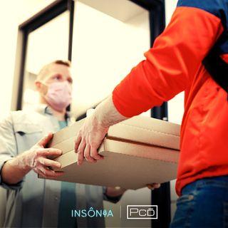 #009 - Insônias no COVID #03 | Apps de Delivery, como isso funciona?