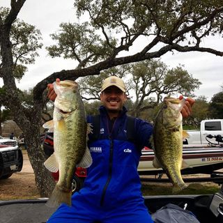 Andy Ortega - The Road to the Bassmaster Classic - Part 1