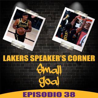 Lakers Speaker's Corner E38 - Small Goal