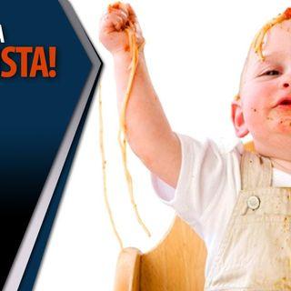 Gian Mario Migliaccio | L'energia dalla Pasta alla Pista!