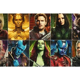 Breaking The Panel: Guardians of the Galaxy vol. 2