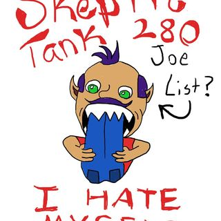 #280: I Hate Myself (@JoeListComedy)