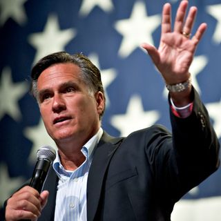 Is Mitt Romney Entering The 2016 Presidential Race