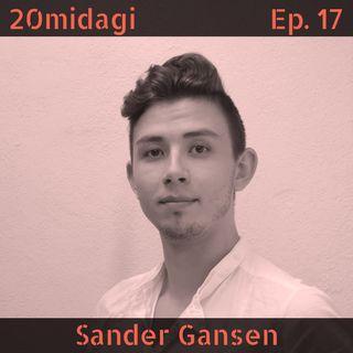 Sander Ganseniga robotitest, hustle'misest ja eesmärkidest