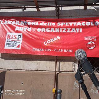 23 FEBBRAIO MANIFESTAZIONE NAZIONALE DEGLI OPERATORI DELLO SPETTACOLO IN LOTTA!