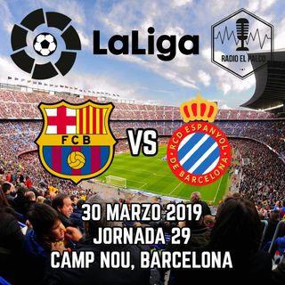 Barcelona vs RCD Espanyol en VIVO