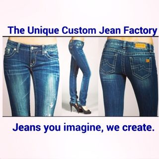 www.uniqueCustomJeans.com ASAP!