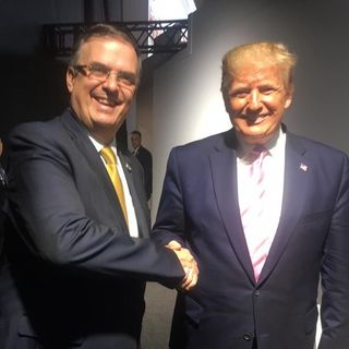 MÉXICO Y EU EN LA CUMBRE DEL G-20