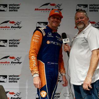 Honda IndyCar Report Scott Dixon 071518