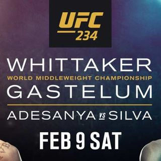 Episodio 1 - Gastelum vs Whittaker UFC 234