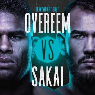 Preview Of The Ufc On ESPN Card Headlined By HW Fight Alistair Overeem v Agusto Sakai Live In Las Vegas On ESPN +