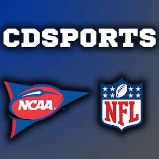 Cade & Dave Sports Podcast Week 2 - #19 Texas v.s. Texas Tech!