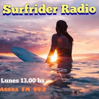 Surfrider Radio Programa 108 del 5to ciclo (18 de Noviembre)