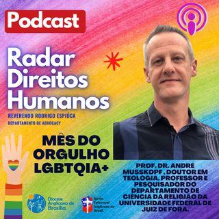 #024 - Teologia Queer com o Prof. Dr. André Musskopf