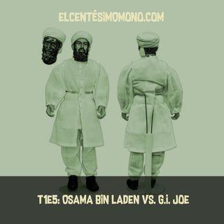 Osama bin Laden vs. G.I. Joe