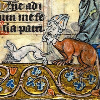 La imagen animal en el marco de la lucha política en la Edad Media