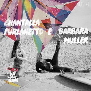 4 - Chantalla Furlanetto e Bárbara Muller na Maré das Marias