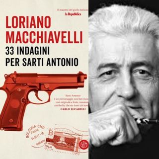 Mr&MsYellow - Personaggi seriali - Sarti Antonio di Loriano Macchiavelli