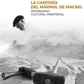 Recogida de firmas en apoyo de la Cantería del Mármol de Macael como Patrimonio inmaterial de la humanidad