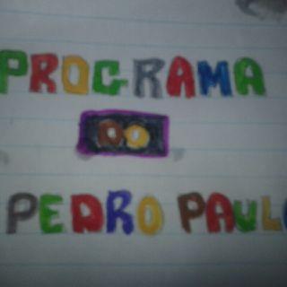Programa Do Pedro Paulo