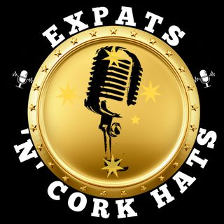 #01 | Mark & Alan introducing Expats 'n' Cork Hats
