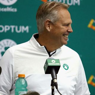 Did Danny Ainge Take A Shot At Last Year's Celtics?