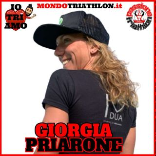 Passione Triathlon n° 118 🏊🚴🏃💗 Giorgia Priarone