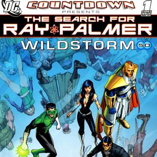 Source Material #207 - The Search For Ray Palmer (DC, 2007)
