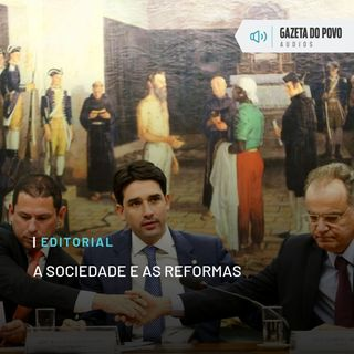 Editorial: A sociedade e as reformas