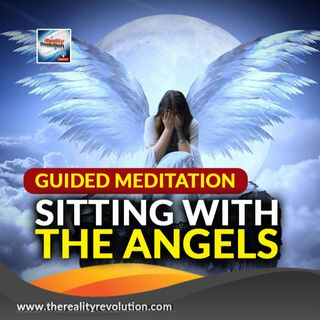 Guided Meditation Sitting With The Angels